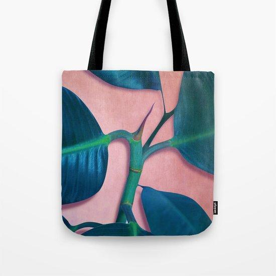 Ficus elastica Tote Bag