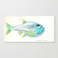 Hatchet Fish Canvas Print