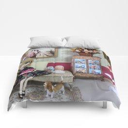 Ladurée Macarons Box Comforters
