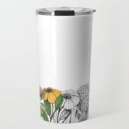 First summer blooms Travel Mug