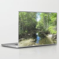 brand new Laptop & iPad Skins featuring A Brand New Journey by Gwendalyn Abrams