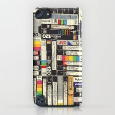 VHS Slim Case iPod touch