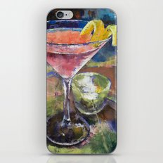 Martini iPhone & iPod Skin
