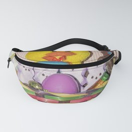 Easter Basket Fanny Pack