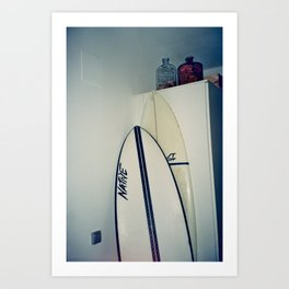 Boards Art Print