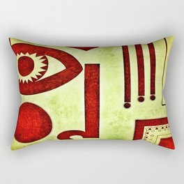 Identity Rectangular Pillow