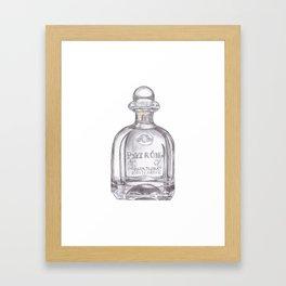 Patron Tequila Framed Art Print