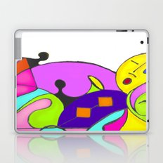 Can you feel the music Laptop & iPad Skin