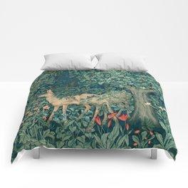 """John Henry Dearle """"Greenery"""" 2. Comforters"""