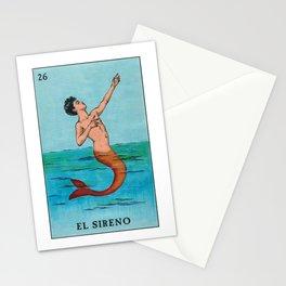 El Sireno Stationery Cards