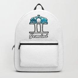Gemini Elephant Twins Backpack