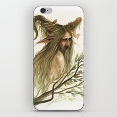 Leshy - woodland spirit iPhone & iPod Skin
