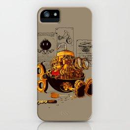 Work of the genius iPhone Case