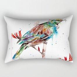 2 tuis Rectangular Pillow