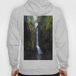 Lower Oneonta Falls, Oneonta Gorge, Oregon Hoody
