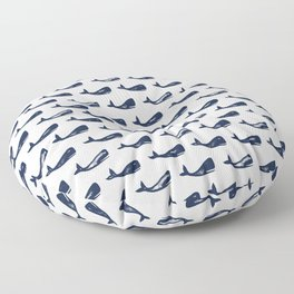 Moby and Friends Floor Pillow