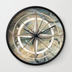 pathfinder Wall Clock