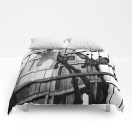 Jirafas. Comforters