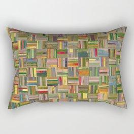 California Collagescape Rectangular Pillow