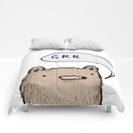 Growling Bear Comforters