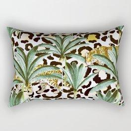 Jungle prowl Rectangular Pillow