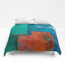 गंगा के किनारे (The Shores of Ganges) Comforters
