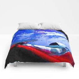 Tesla's Starman Comforters