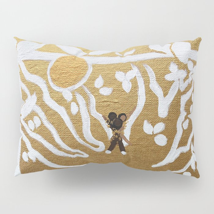 The Baobab: Our Tree of Life Pillow Sham