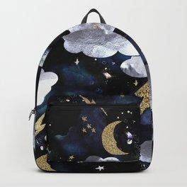 Cosmic lightning Backpack
