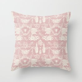 Chateau LA Throw Pillow