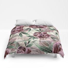 Summer Lovin' Dusty Rose Comforters