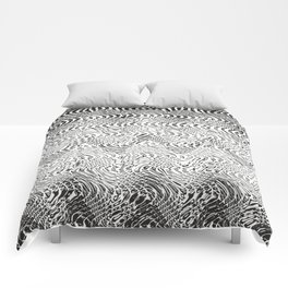 Fingerprint Comforters