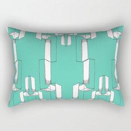 Number 1 - V2 Pencil Rectangular Pillow