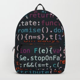 Computer Science Code Backpack
