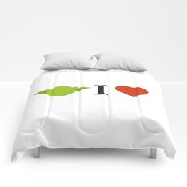 Yoda I Love Comforters