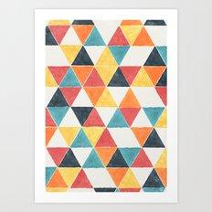 Trivertex Art Print