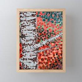 Connections Framed Mini Art Print