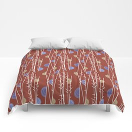 Grasses and reeds Comforters