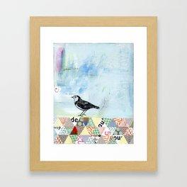 From All Angles Framed Art Print