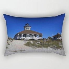 Boca Grande Lighthouse V Rectangular Pillow