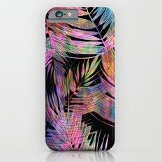 Waikiki Tropic {Black} Slim Case iPhone 6
