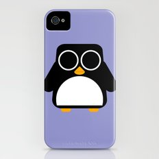 Penguin iPhone (4, 4s) Slim Case