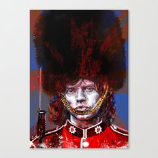 ROYAL'N' ROLL Canvas Print