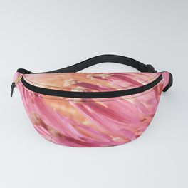 PINK THISTLE BLOOM Fanny Pack