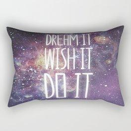 DO IT Rectangular Pillow