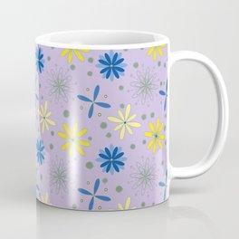 Friday's Flowers Coffee Mug