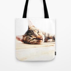 Cats Love Tote Bag