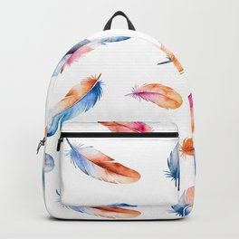 Autumn Feathers Backpack