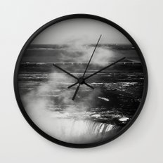 Horseshoe Falls Wall Clock