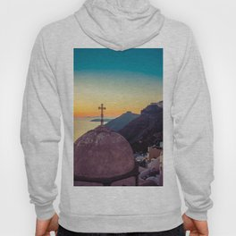 Adorable Santorini Hoody
